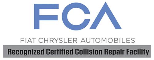 FCA Certified Collision Care Program