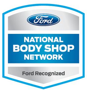 Ford National Body Shop Program