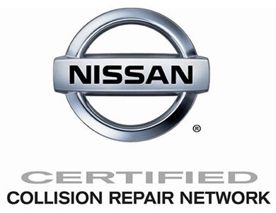 Nissan Certified Repair Facility
