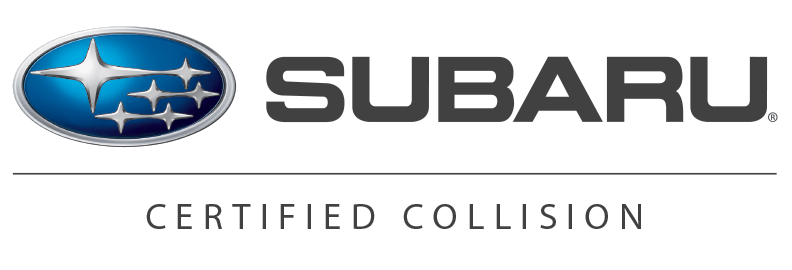 Subaru Authorized, Factory-Trained Body Shop