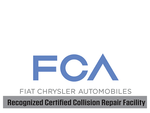 FCA Certified Collision Care Program
